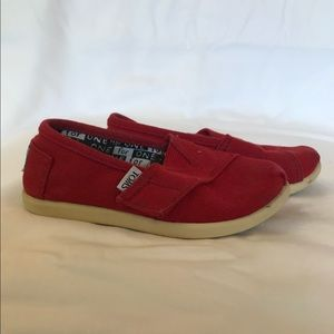 Red Toms. Cute ones
